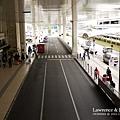 網單軌電車的空橋拍攝