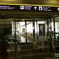 國內機場往單軌電車