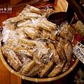 首里麵_等候區旁的雪鹽餅乾
