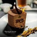 伯爵巧克力蛋糕斷面秀