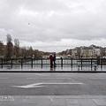 左邊的Pont-Louis-Philippe橋