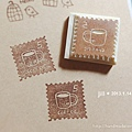20130114咖啡郵票