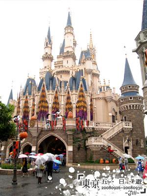 美麗的城堡