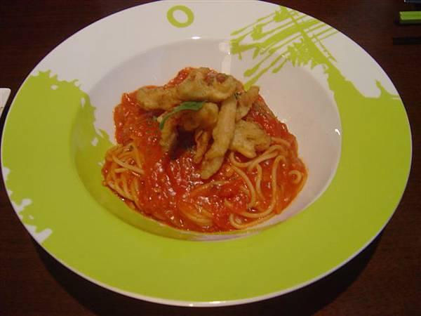 義大利麵約9000韓元