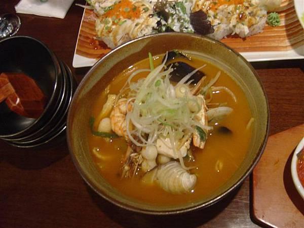 一道神奇的海鮮湯