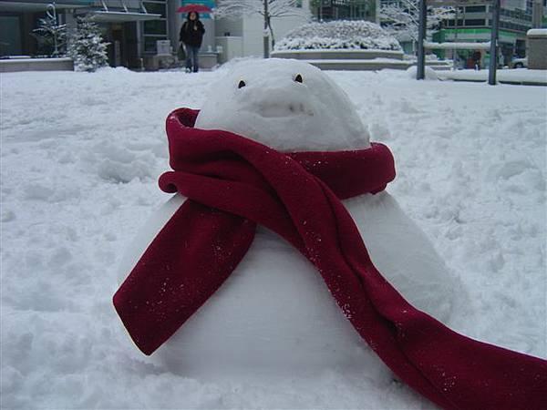 我堆的雪人^^