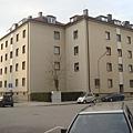 飯店附近的街景