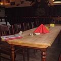 德國人都愛用長桌