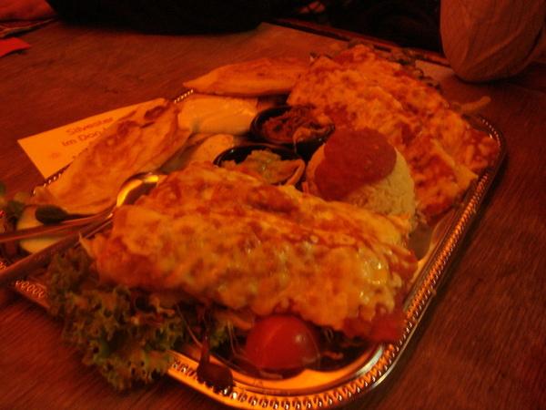 墨西哥食物