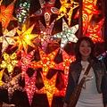 漂亮的星星燈