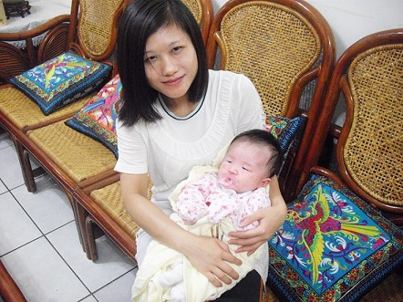 Nov. 02, 2013. New-born Nephew