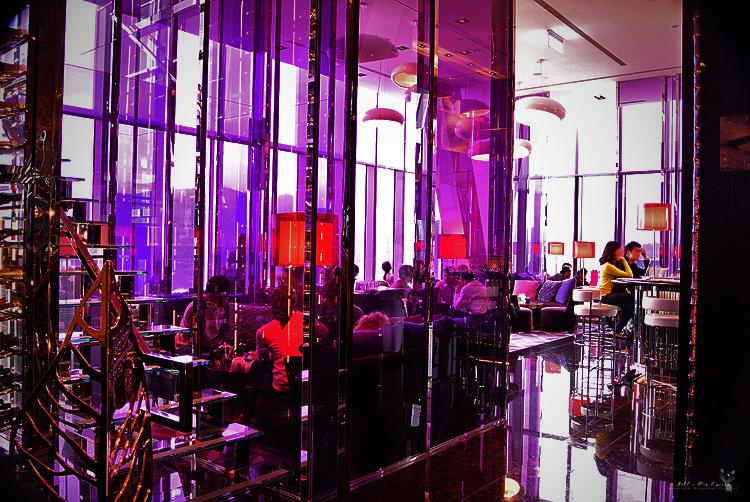 『找 茶』。W Hotle 紫艷酒吧Bar at YEN 31F (台北市-信義區) @ 吉兒寶~⊙ 喵眼看人蔘 ⊙~ :: 痞客邦 ::