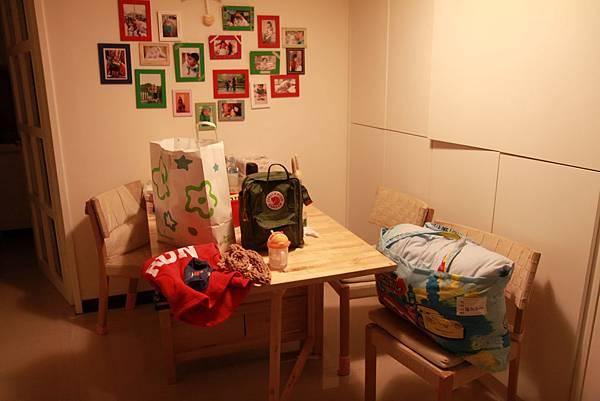 2013-0117-帶去幼兒園的用品