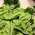 親子裝-青蛙外套