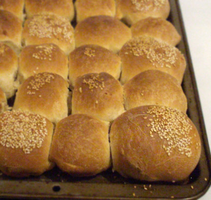 BOB的手工揉製麵包