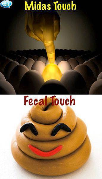 Fecal Touch