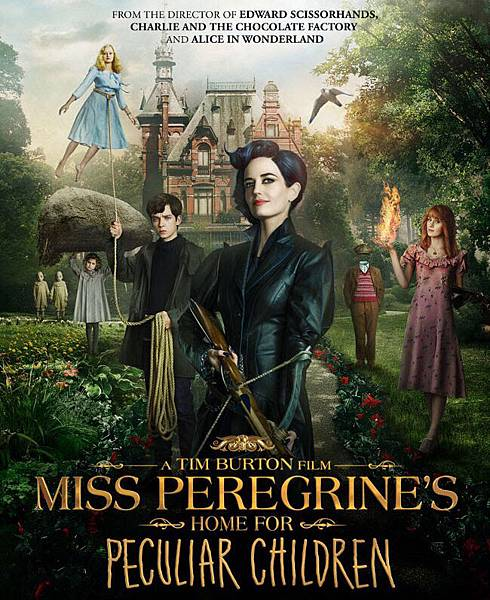 Tim Burton's Miss Peregrine's Home for Peculiar Children.jpg
