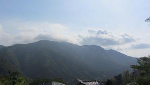 那智山景色
