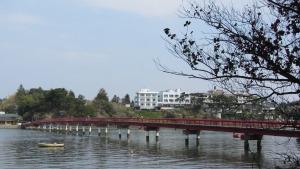 台日友好象徵的福浦橋