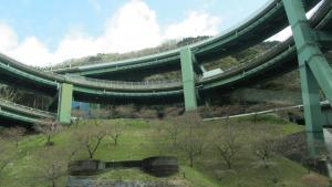 河津七瀑環狀橋