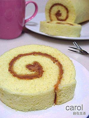 花生蛋糕捲