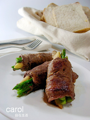 牛肉野菜捲