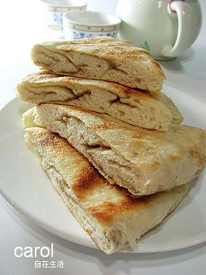 蒜香椒麻烙餅
