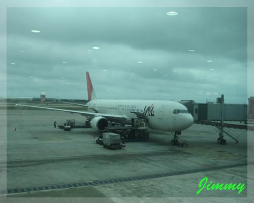 今日撘乘班機.jpg