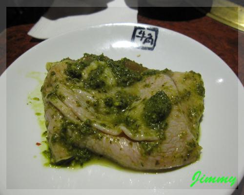 義大利醬雞腿