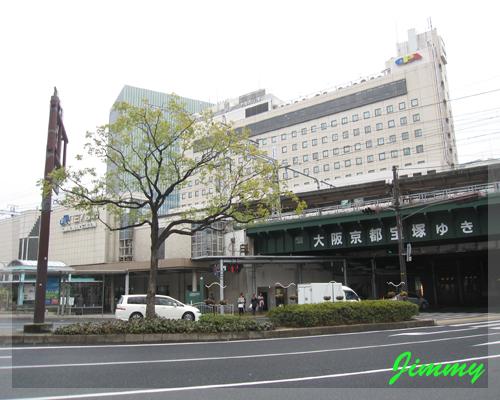 JR三宮站