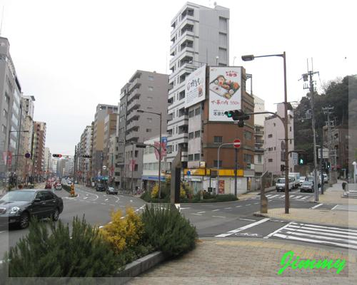 新神戶站外