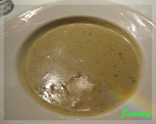 牛肝菌奶油濃湯