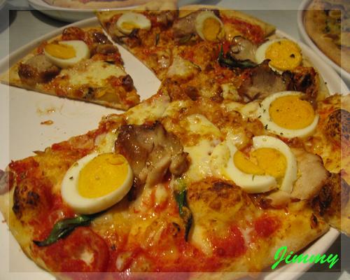 義式臘腸披薩
