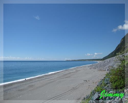很美的海灘