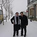 雪地 with 大慶