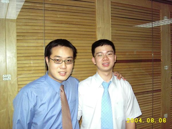 with 吳明儒