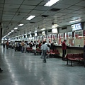 德里火車櫃檯