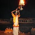 恆河夜晚儀式3