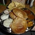 印度餐-Thali