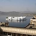 湖上飯店Lake Palace Hotel
