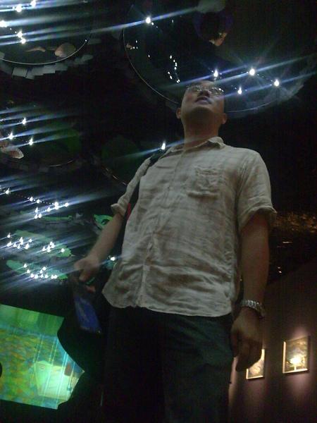 20090922幾米星空特展