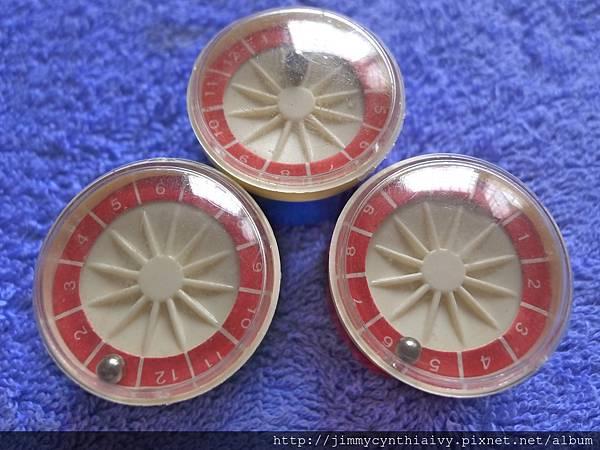 俄羅斯輪盤削鉛筆機(p59228)