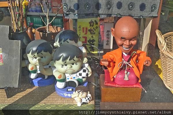 日本北九州藥品店頭寶寶