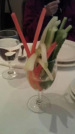沙拉蔬菜棒