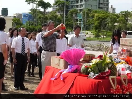[竹北] 新業建設「A PLUS」開工 2011-06-15 01.jpg