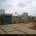 [新竹] 盛亞建設「富宇六藝」基地施工 2011-07-12 01.jpg