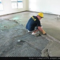 [竹北] 富廣開發「景泰然」2011-07-01 01 施工過程-地坪