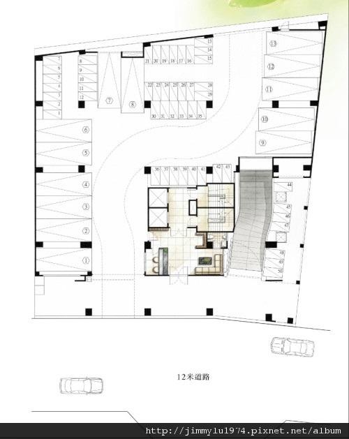 [新竹] 宏家建設「圓周綠」2012-03-15 002