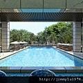 [竹北] 豐邑建設「明日軸」2012-04-03 011 泳池端景