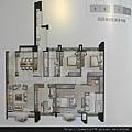 [竹北] 坤山建設「坤山科達」2012-04-18 008 D戶家配參考圖